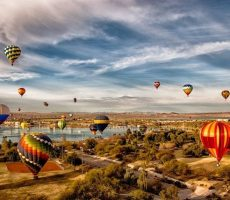 Beautiful Lake Havasu City Home balloon atraction