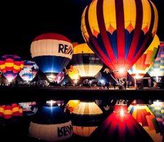 Beautiful Lake Havasu City Home balloon show