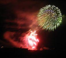 Beautiful Lake Havasu City Home firework