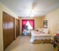 East lake okoboji bedroom